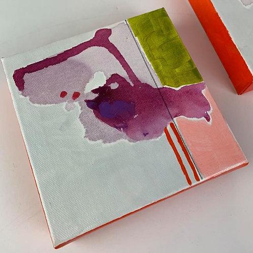 Abstract Mini (Purple 2)