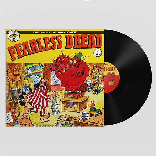 JUAN001: Fearless Dread - N4 /Double Red