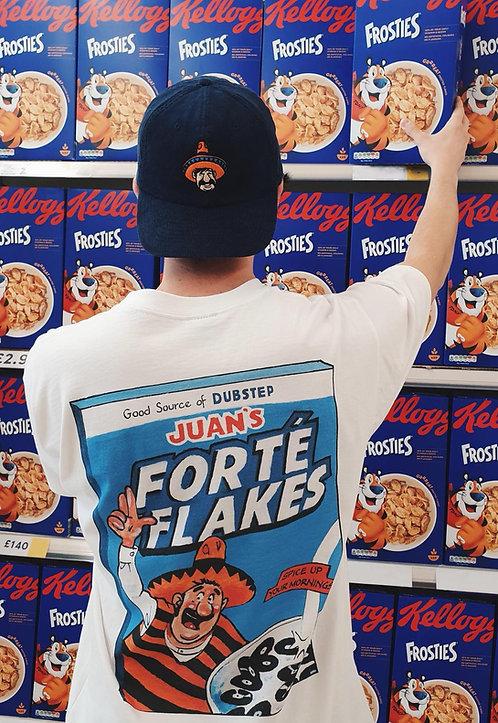 Juan's Forté Flakes T-Shirt