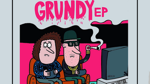JUAN REVIEWS: GRUNDY - GRUNDY EP [SA010]