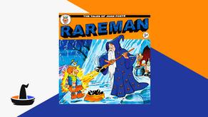 JUAN003: Rareman - Tribute / Shibuya Nightz