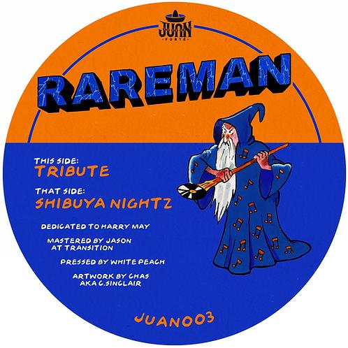 Rareman - Tribute