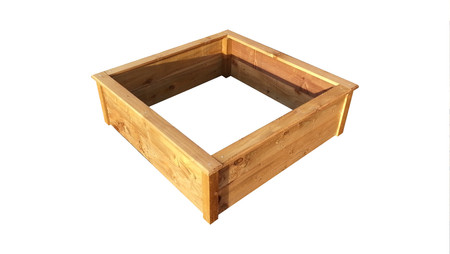 Caraway Raised Bed