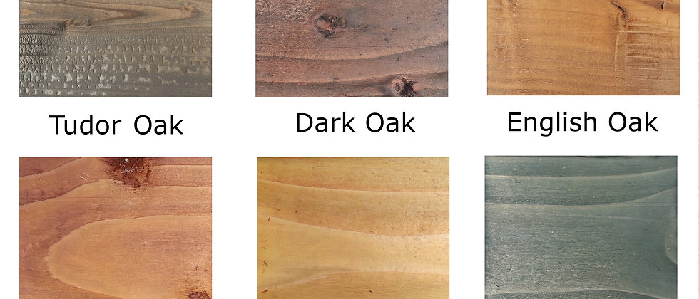 Exterior Stain Colour Sample