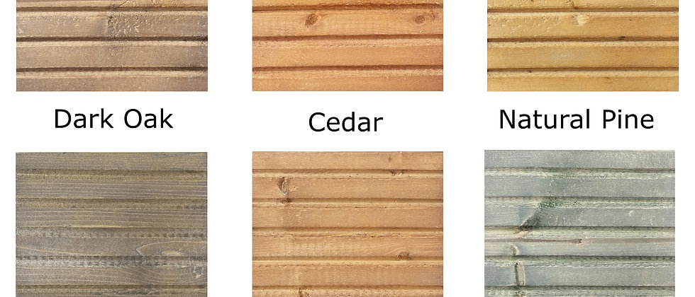 Decking Colour Sample