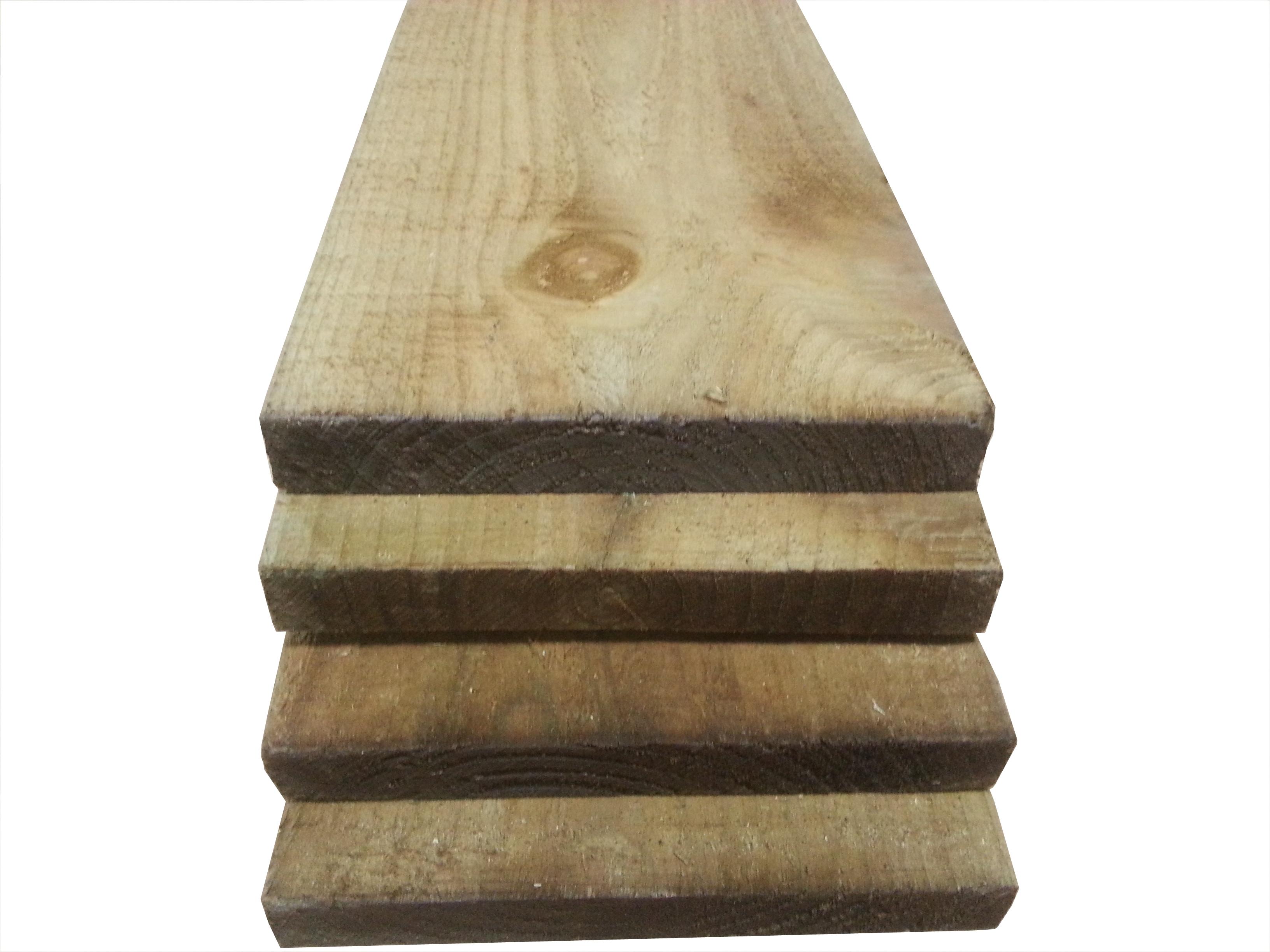 Rough sawn 3