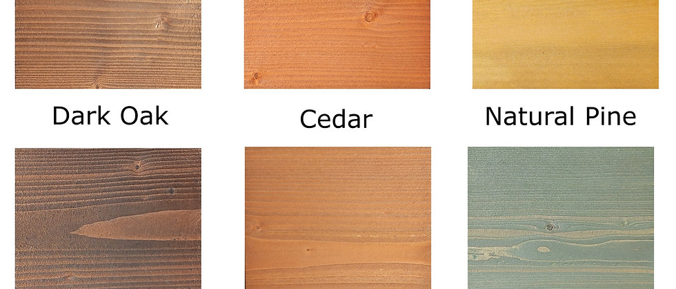 Smooth Decking Colour Sample
