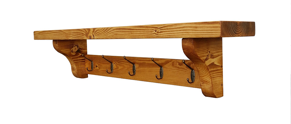 Deford Coat/Key Rack