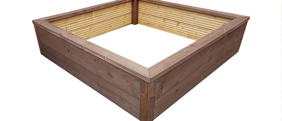 Tansy Square Decking Raised Beds