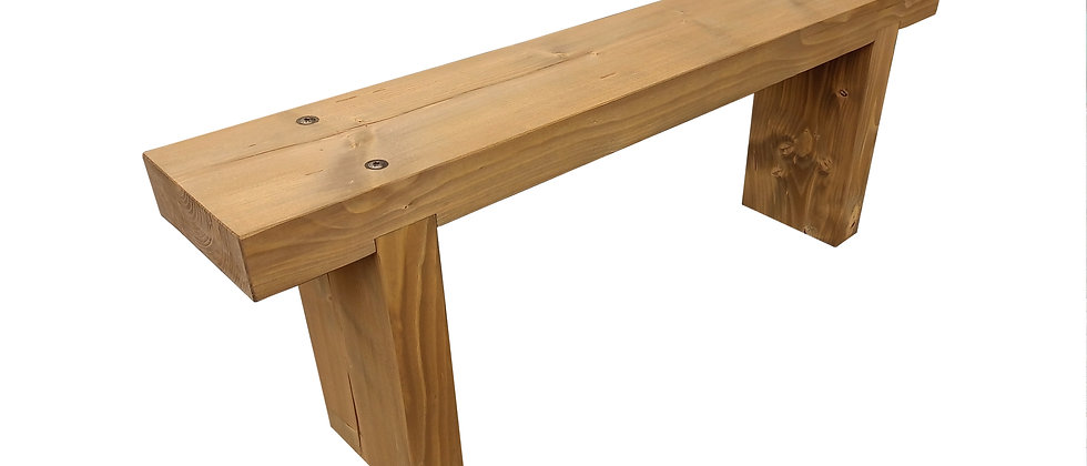 Forest Garden Bench (Square)