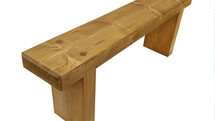 Forest Exterior Bench