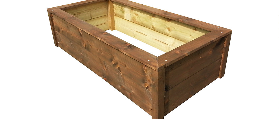 Tansy Rectangle Raised Beds