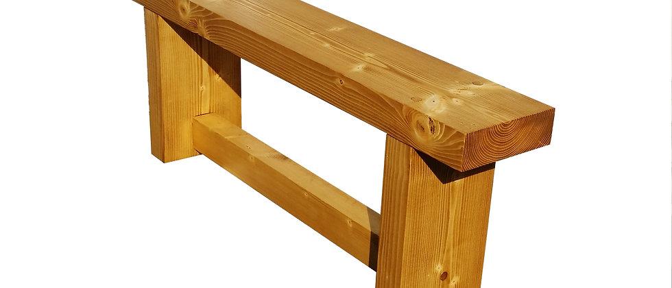 Rosedale Rustic Bench