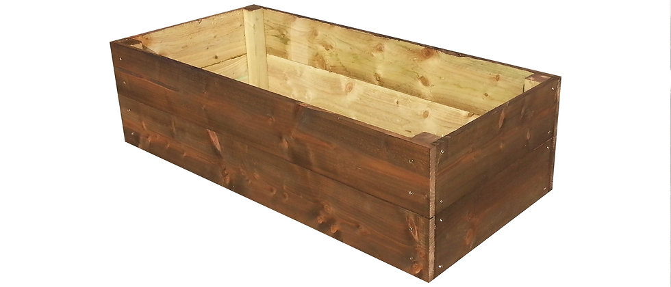 Easy Assemble Rectangle Raised Beds