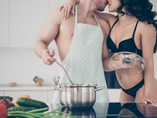 Let's eat - food to boost your libido