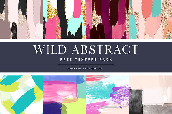 Free Texture Pack - Wild Abstract.jpg