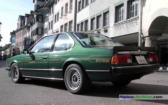 What is an Alpina?