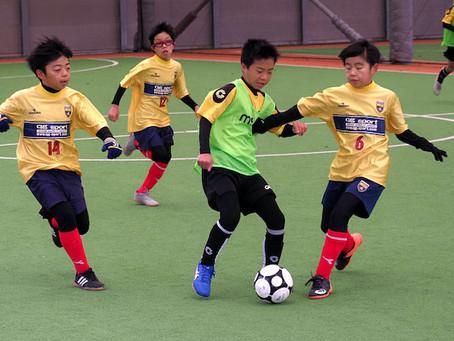 日本フットサル施設連盟フットサルリーグ powered by キリンビバレッジ【U-11】東海・愛知リーグ結果更新