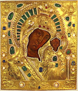 Icona di Kazan