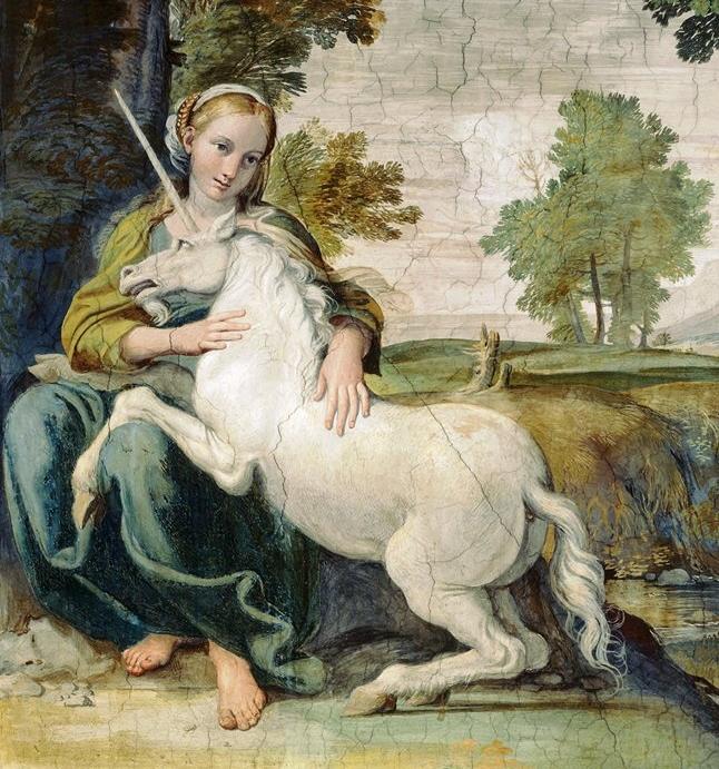 Unicorno nella pittura