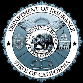 California Department of Insurance Logo