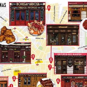 Madri: restaurantes centenários se tornam centros culturais [Vídeo]