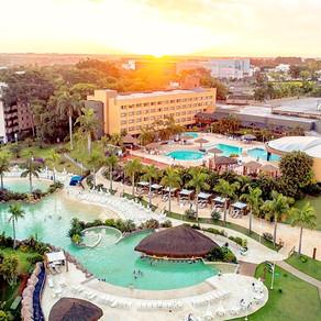 Mabu Thermas Grand Resort reativa a operação em julho