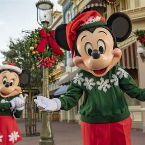 Disney celebra aniversário de Mickey e Minnie em todo o mundo