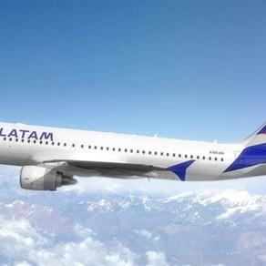 Latam chega a 372 voos diários e 58% da capacidade no Brasil