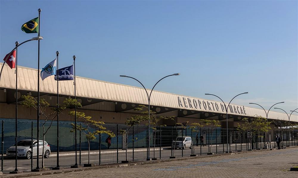 Rui Porto FIlho/Aeroporto de Macaé