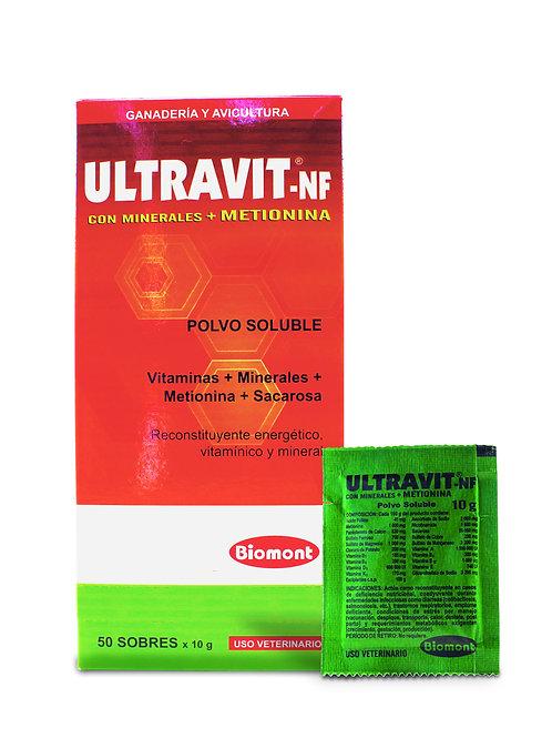 Ultravit NF Con Minerales Y Metionina