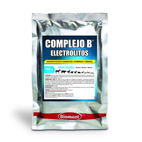 Complejo B electrolitos