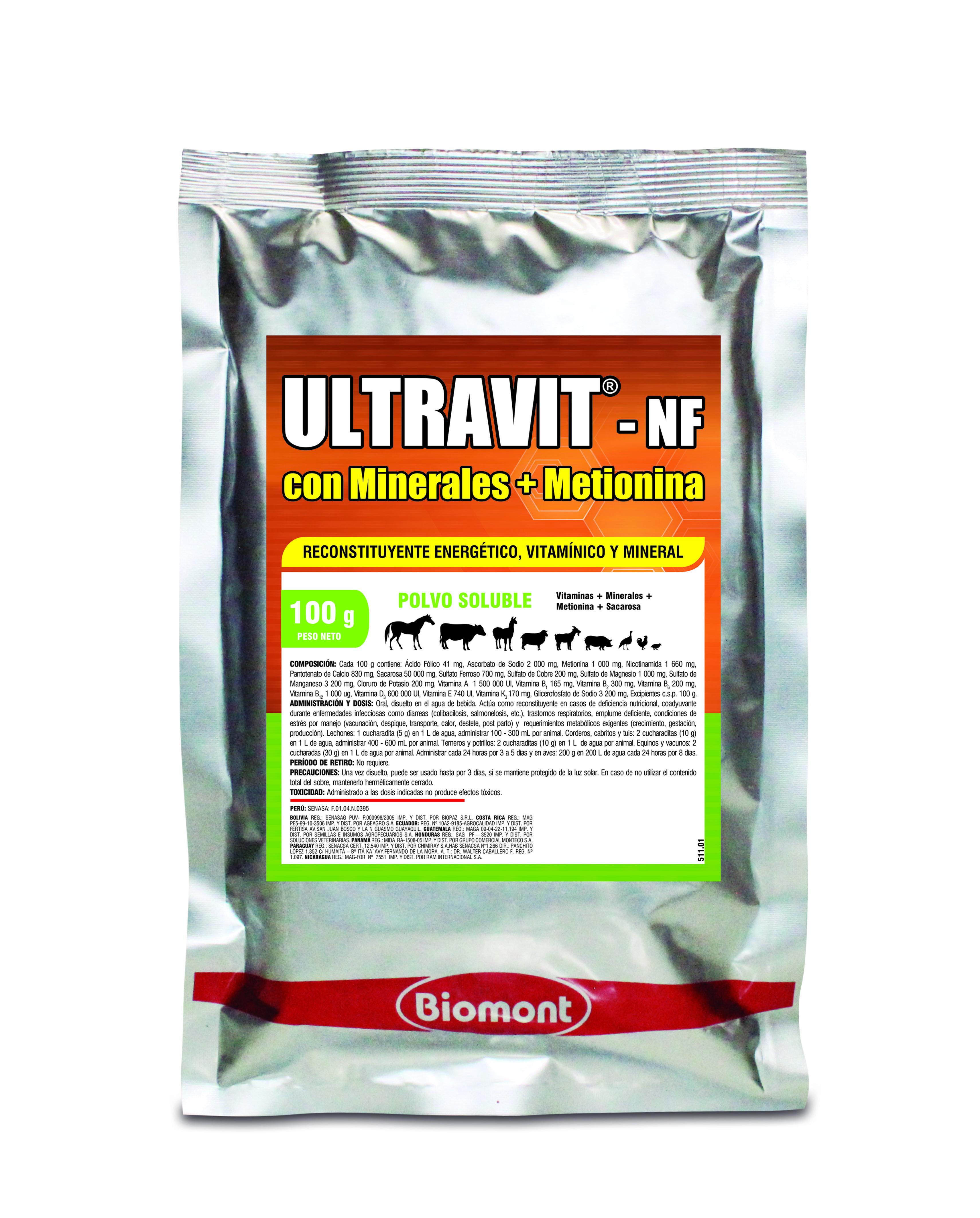 Ultravit NF_100mg