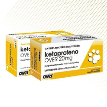 KETOPROFENO OVER (5 mg y 20 mg)
