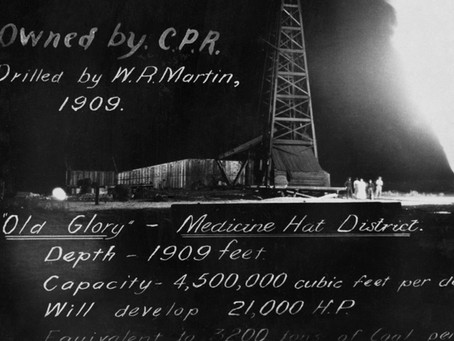 Canadian Oil History 2/10