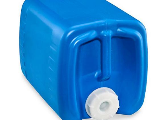 Jerrican Blue 2.5 Gallon