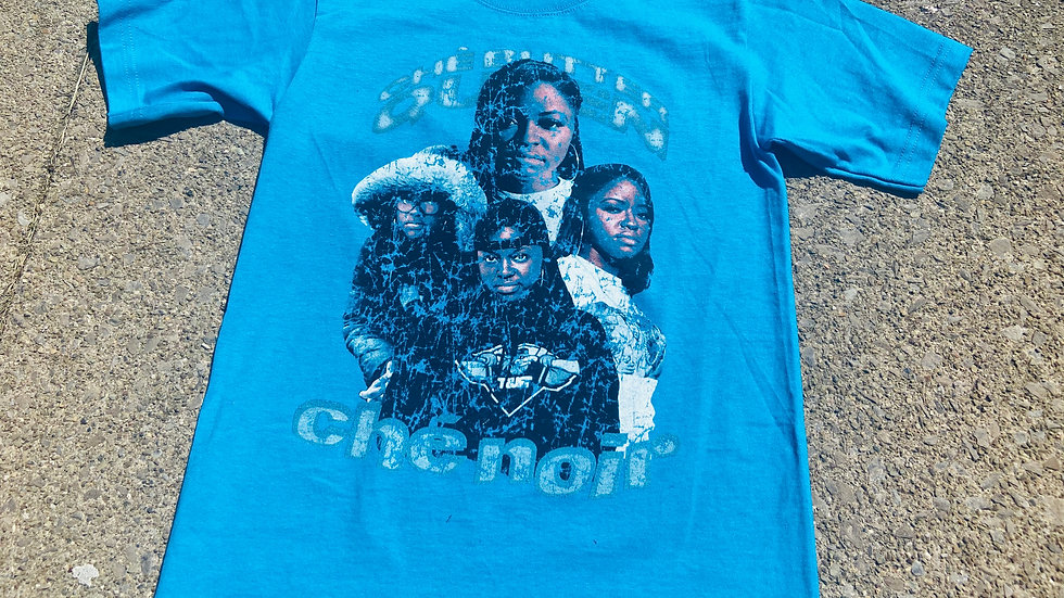 "BLUE ""Che` Butter Queen"" Shirts"