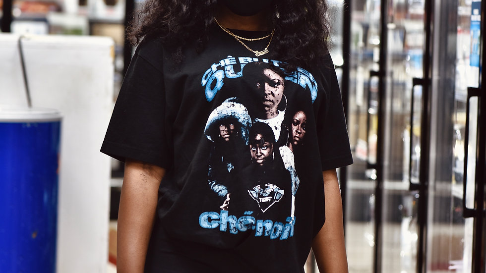 """BLACK """"Che` Butter Queen"""" Shirt (LIMITED SIZES)"""