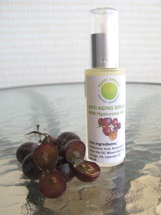 Magic Spring Natural Cosmetics