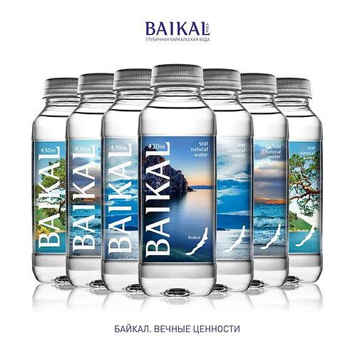 Вода Байкал ( цена указана за упаковку 12шт)