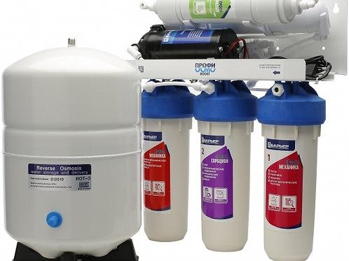 Система очистки воды с компрессором Барьер осмос