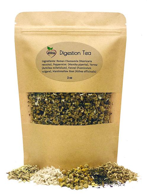 DIGESTION TEA, 2 oz.