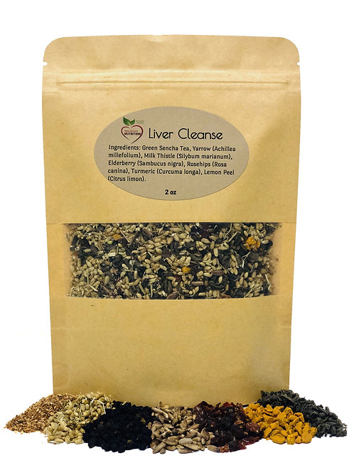 LIVER CLEANSE TEA, 2 oz.