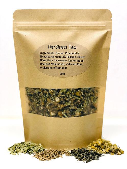 DE-STRESS TEA, 2 oz.