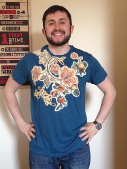 Unisex Unique Applique T-shirts