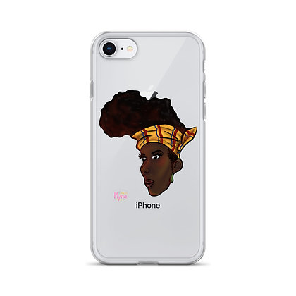 Mother Africa 2 iPhone Case