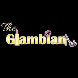Logo design for _theglambian ! 💗💎✨_._.