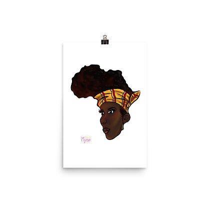 Mother Africa - Print