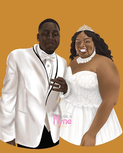 Wedding Portrait 💍_._._