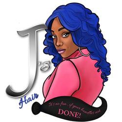 Logo design for _jaybird_forever ! 💗💙_